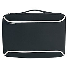 "Buy Targus CityGear 16"" Laptop Skin, Black Online at johnlewis.com"