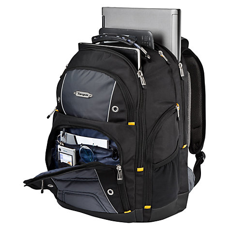 Buy Targus Drifter 16 Inch Laptop Backpack Online at johnlewis.com