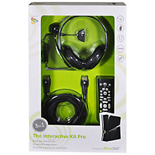 Buy Playfect Interactive Kit for Xbox 360, Black Online at johnlewis.com