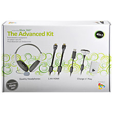 Buy Playfect Advanced Kit 4-in-1 for Xbox 360 Online at johnlewis.com