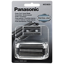 Buy Panasonic WES9020Y Foil & Blade Pack Online at johnlewis.com