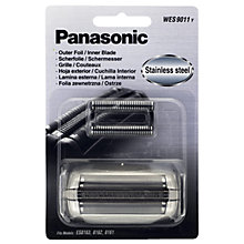 Buy Panasonic WES9011Y Foil & Blade Pack Online at johnlewis.com