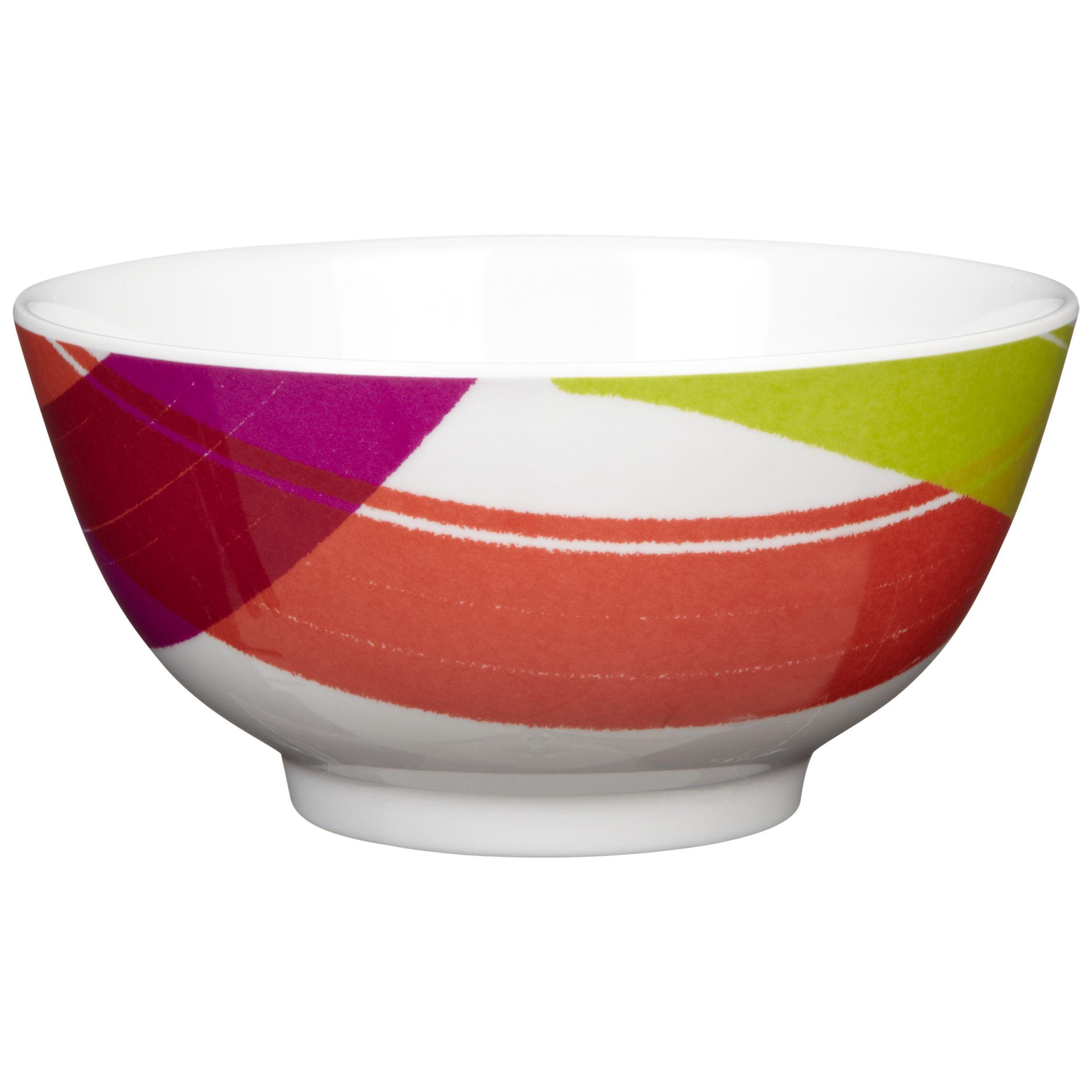 John Lewis Playnation Stripe Bowl