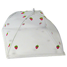Buy John Lewis Strawberry Food Cover Online at johnlewis.com