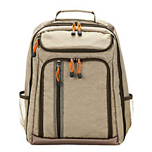 Buy Antler Urbanite II Backpack, Stone Online at johnlewis.com