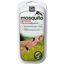 Buy Go Travel Mosquito Repellent Online at johnlewis.com