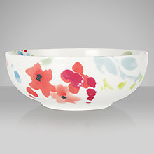 Buy John Lewis Bloom Cereal Bowl, Dia.16cm Online at johnlewis.com