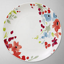 Buy John Lewis Bloom Dessert Plate, Dia.21cm Online at johnlewis.com