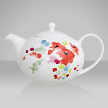 Buy John Lewis Bloom Teapot, 1.4L Online at johnlewis.com