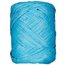 Buy John Lewis Raffia Ribbon, 25m Online at johnlewis.com