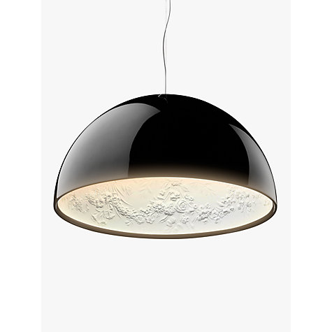 Buy Flos Sky Garden S2 Ceiling Light, Black Online at johnlewis.com