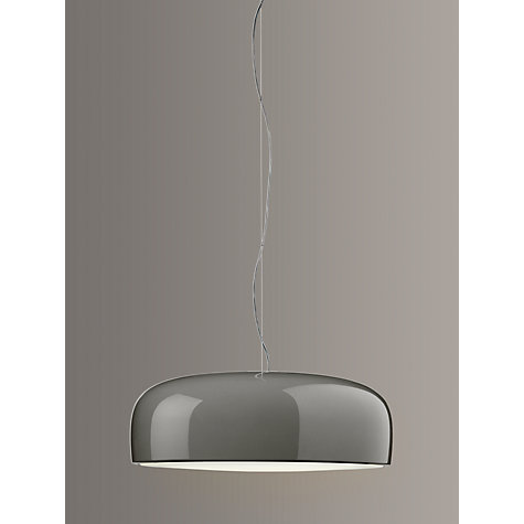 Buy Flos Smithfield Ceiling Light, Mud Online at johnlewis.com
