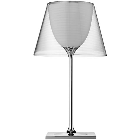 Buy Flos K Tribe T1 Table Lamp, Clear Online at johnlewis.com