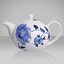 Buy John Lewis Blue Rose Teapot Online at johnlewis.com