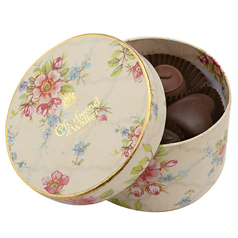 Buy Charbonnel et Walker Assorted Chocolates In Vintage Box, Small, 125g Online at johnlewis.com