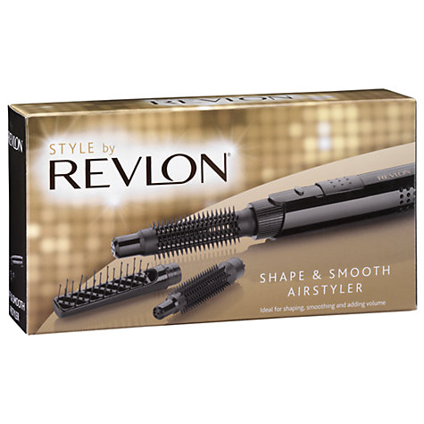 Buy Revlon 5265CU Shape & Smooth Airstyler Online at johnlewis.com