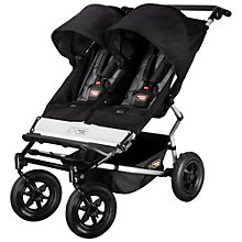 Buy Mountain Buggy Duet Buggy, Flint Online at johnlewis.com