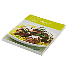 Buy 150 Perfect Curries Recipes Cookbook Online at johnlewis.com