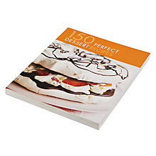 Buy 150 Delicious Dessert Recipes Cookbook Online at johnlewis.com