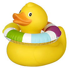Buy Novice Life Ring Rubber Duck Online at johnlewis.com