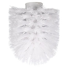 Buy John Lewis Square Spare Toilet Brush Head Online at johnlewis.com