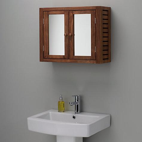 Fantastic Buy John Lewis Gloss Curve Free Standing Bathroom Floor Cabinet  John