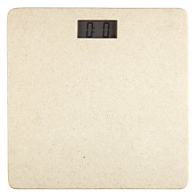 Buy John Lewis Dune Digital Bathroom Scale, Sandstone Online at johnlewis.com