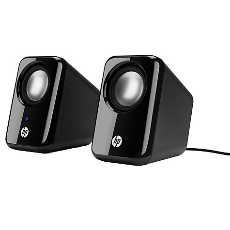 Buy HP Multimedia 2.0 Speakers Online at johnlewis.com