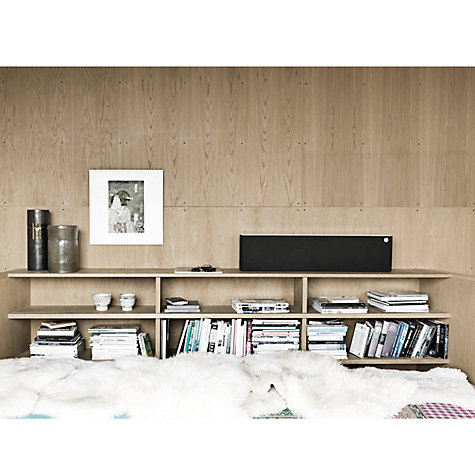 Buy Libratone Lounge Premium Speaker with Apple AirPlay, Black Online at johnlewis.com