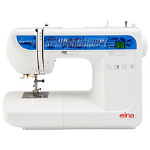 Buy Elna eXperience 540 Sewing Machine Online at johnlewis.com