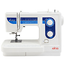 Buy Elna eXplore 340 Sewing Machine Online at johnlewis.com