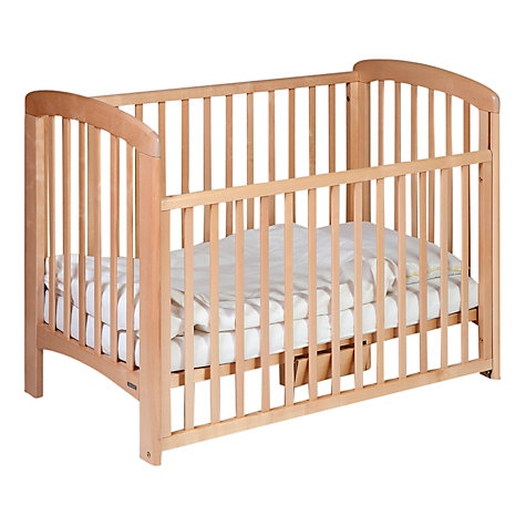 Buy John Lewis Anna Drop-Side Cot, Natural Online at johnlewis.com