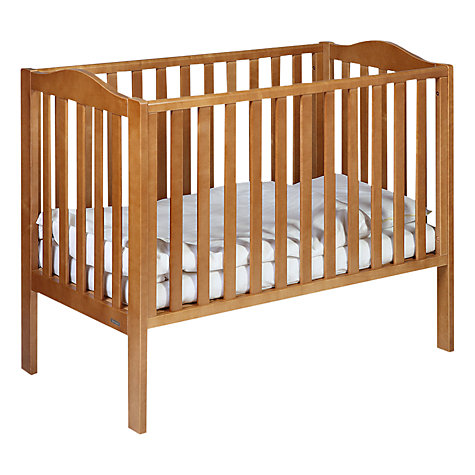 Buy John Lewis Mika Lotta Cot, Antique Online at johnlewis.com