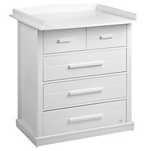 Buy John Lewis Mika Dresser, White Online at johnlewis.com