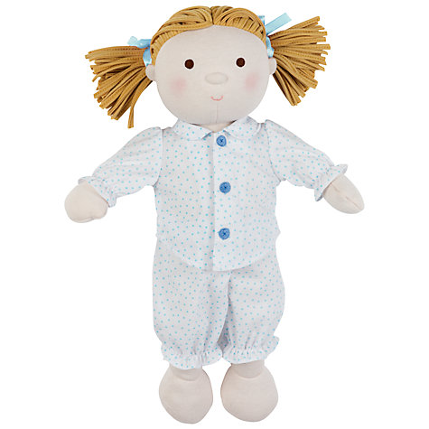 Buy Silver Cross Victoria Rag Doll Online at johnlewis.com