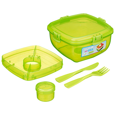 Buy Sistema Salad To Go Storage Box Online at johnlewis.com