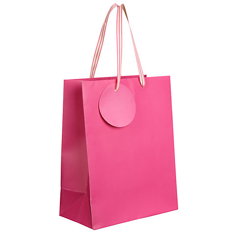 Buy John Lewis Gift Bag, Small Online at johnlewis.com