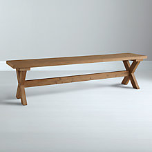 Buy John Lewis Cove Bench Online at johnlewis.com