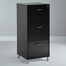Buy John Lewis Lloyd Three Drawer Filing Cabinets Online at johnlewis.com
