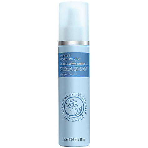 Buy Liz Earle Foot Spritzer™, 75ml Online at johnlewis.com