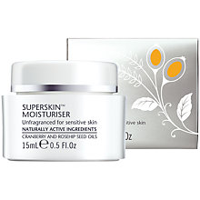 Buy Liz Earle Superskin™ Moisturiser, 15ml Online at johnlewis.com