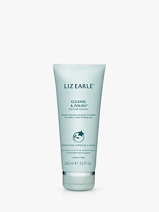 Liz Earle Cleanse & Polish™ Hot Cloth Cleanser, 200ml