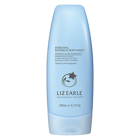 Buy Liz Earle Energising Body Wash™, 200ml Online at johnlewis.com
