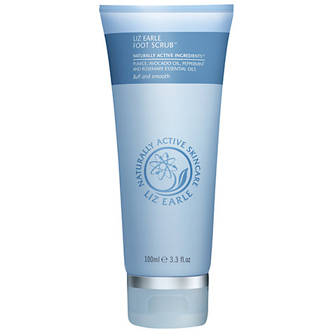 Buy Liz Earle Foot Scrub™, 100ml Online at johnlewis.com