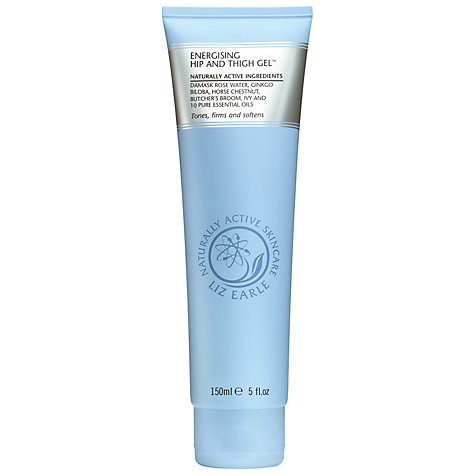 Buy Liz Earle Energising Hip and Thigh Gel™, 150ml Online at johnlewis.com