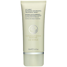 Buy Liz Earle Intensive Nourishing Treatment Mask™, 50ml Online at johnlewis.com