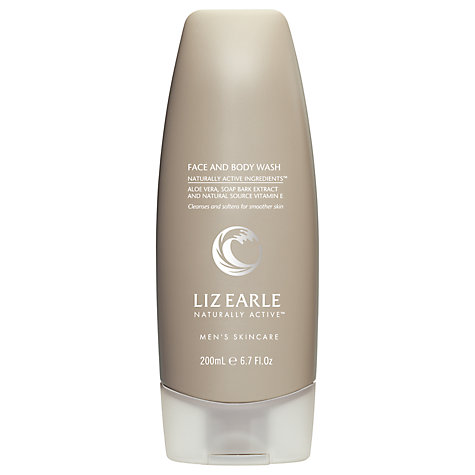 Buy Liz Earle Face and Body Wash™, 200ml Online at johnlewis.com