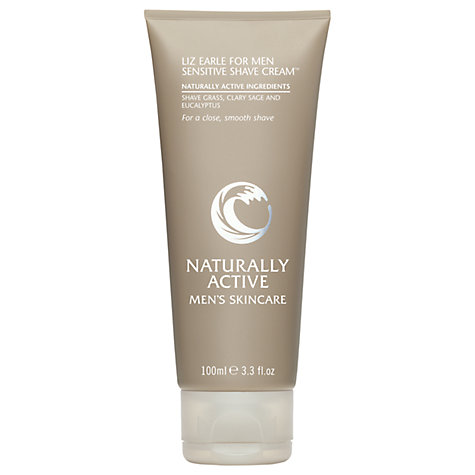 Buy Liz Earle Sensitive Shave Cream
