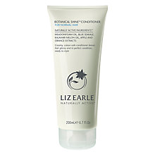 Buy Liz Earle Botanical Shine Conditioner for Normal Hair, 200ml Online at johnlewis.com