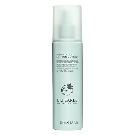 Buy Liz Earle Instant Boost™ Skin Tonic Spritzer, 200ml Online at johnlewis.com